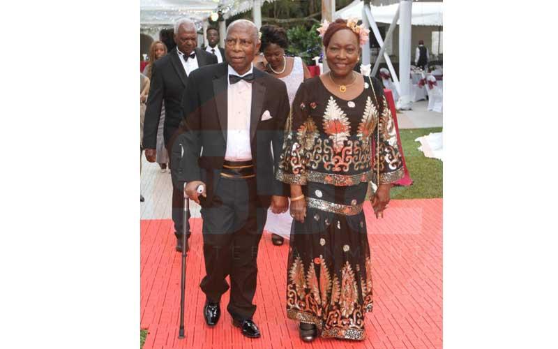 Beth Mugo and Nicholas' 61-year-old love story
