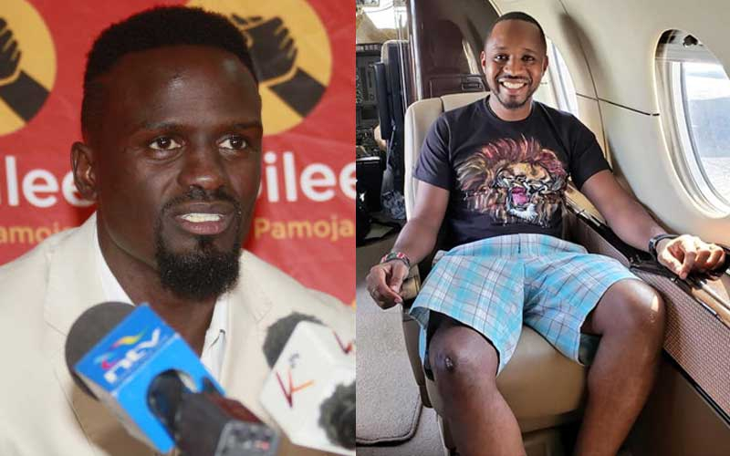 His contribution to youth is betting addiction- Mariga's MP bid opposed by Boniface Mwangi