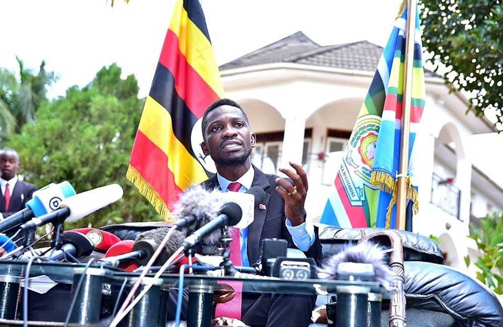 Bobi Wine appreciates Kenyans for supporting, fighting for his release