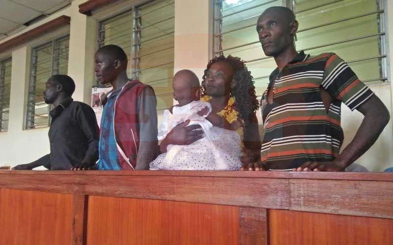 Busia: Suspects in murder of six bouncers held