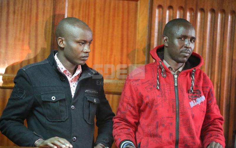 City Park murder: Two policemen charged over Janet Wangui's killing