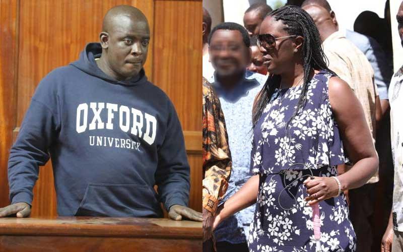 Couple charged with defrauding half blind Rosemary Odinga