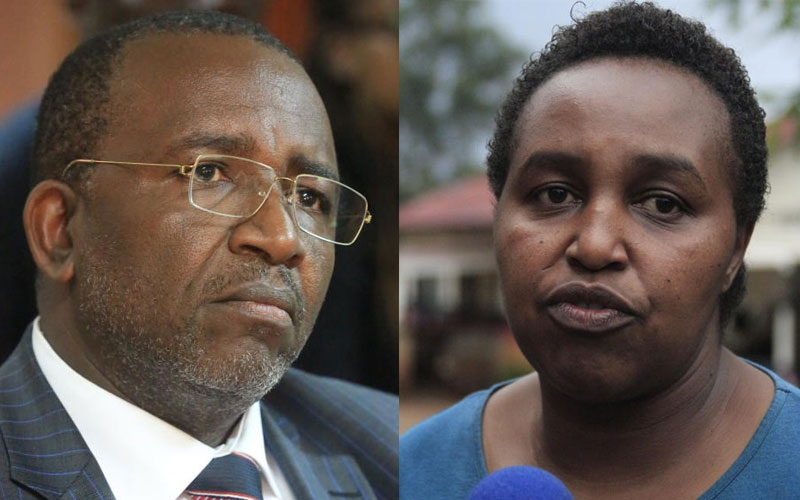 Court rules that Linturi's wife can return to Runda residence