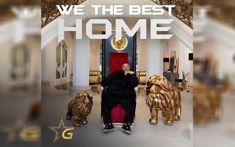 DJ Khaled launches gold furniture line