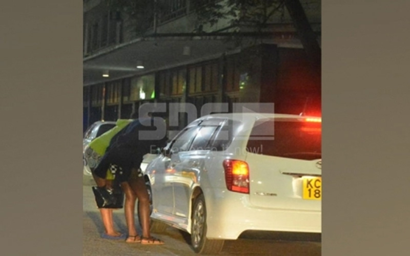 Drama: Husband busts wife working as prostitute at Nairobi brothel