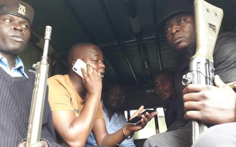 Embakasi Central MP arrested as excavators descend on Nyama Villa estate