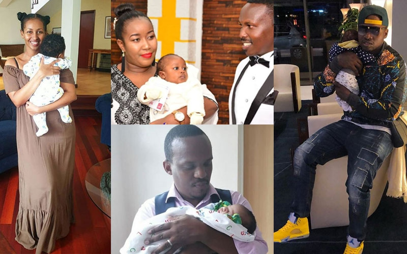 Five celebrities who became parents in 2019