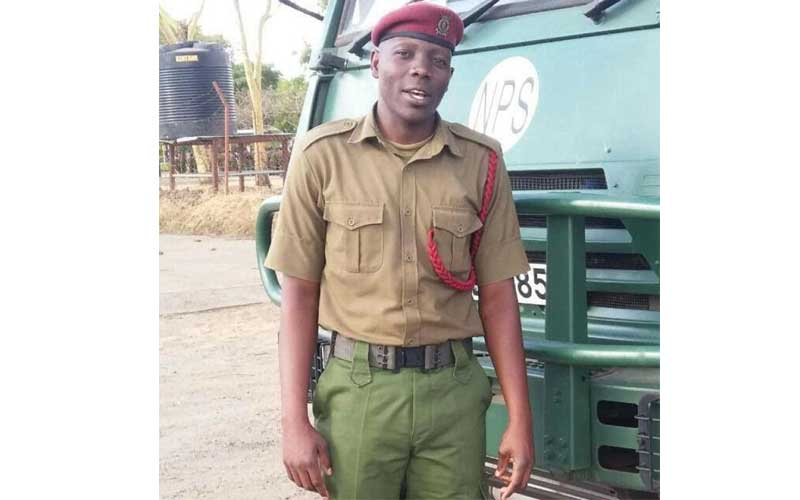 Fundraiser for GSU officer killed in Dusit attack announced