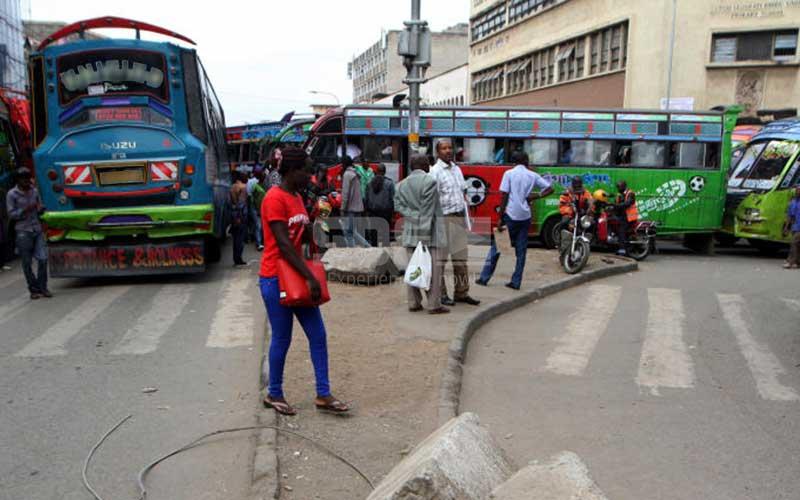 Githurai matatu crew arraigned for pushing passenger out of moving bus