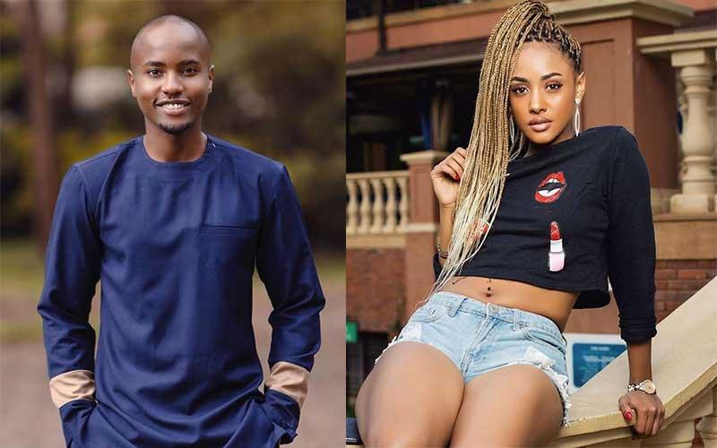 Diamond's girlfriend, Tanasha Donna, distances herself from tweet belittling ex Nick Mutuma