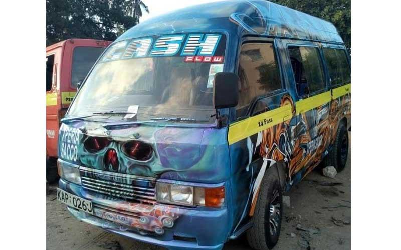 Hottest matatu: Cash Flow set for flawless dash in Tudor