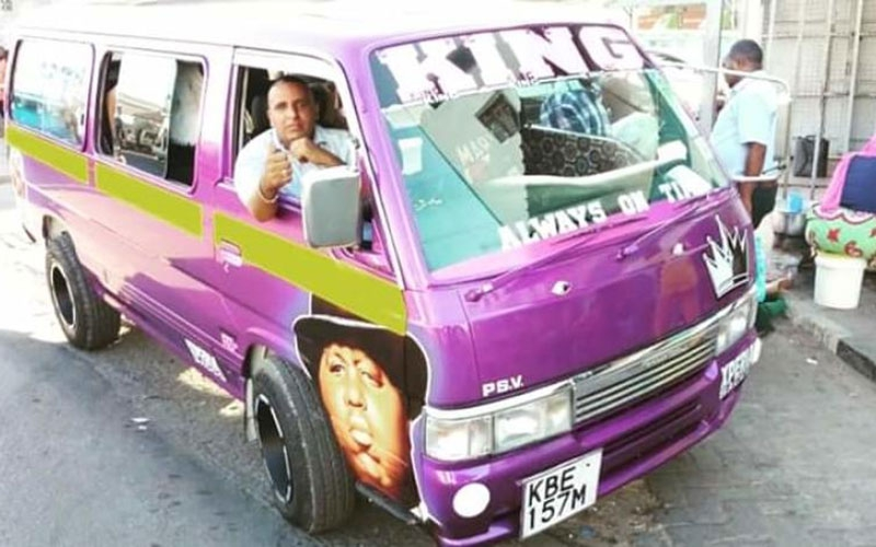 Hottest matatu: Mtwapa's King is the real deal