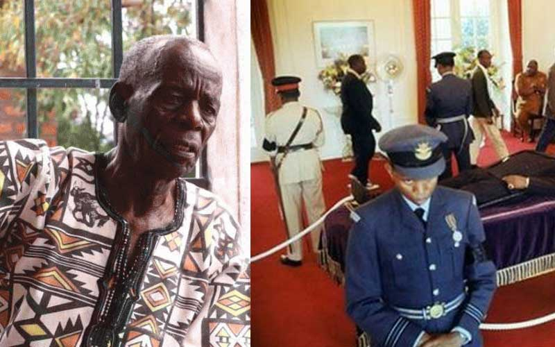 How soldier who ferried Jomo Kenyatta's body ended up being tortured, jailed