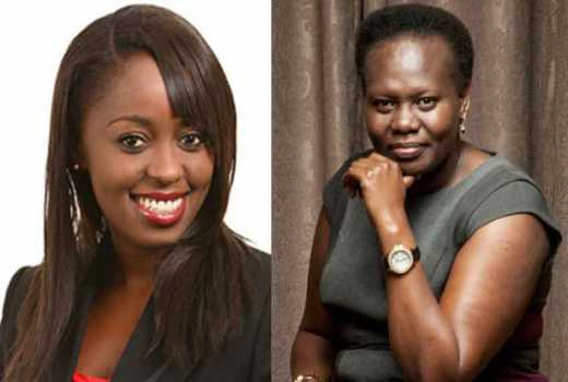 I owe a lot to Lands CS Farida Karoney – Lilian Muli