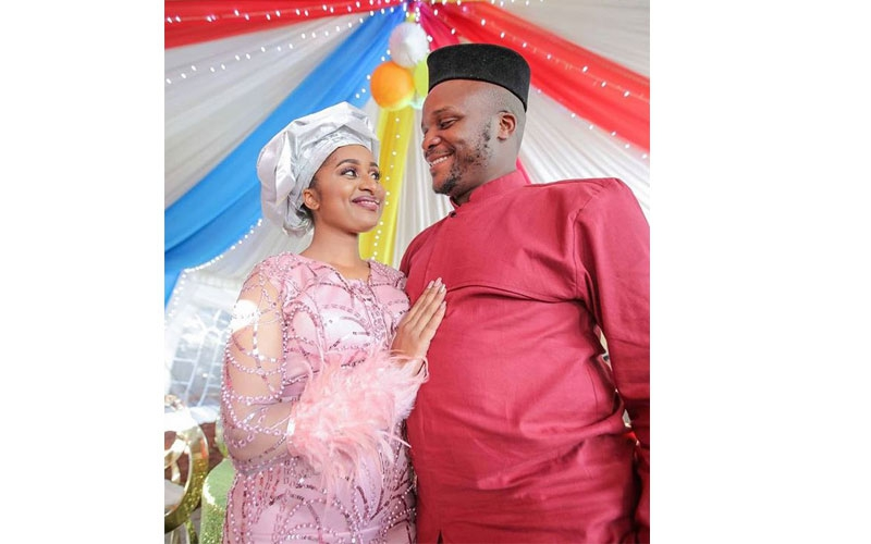 It was not my wedding- Jalang'o sets record straight