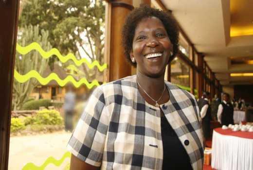 Kibaki was the father I never had - Linah Chebii Kilimo
