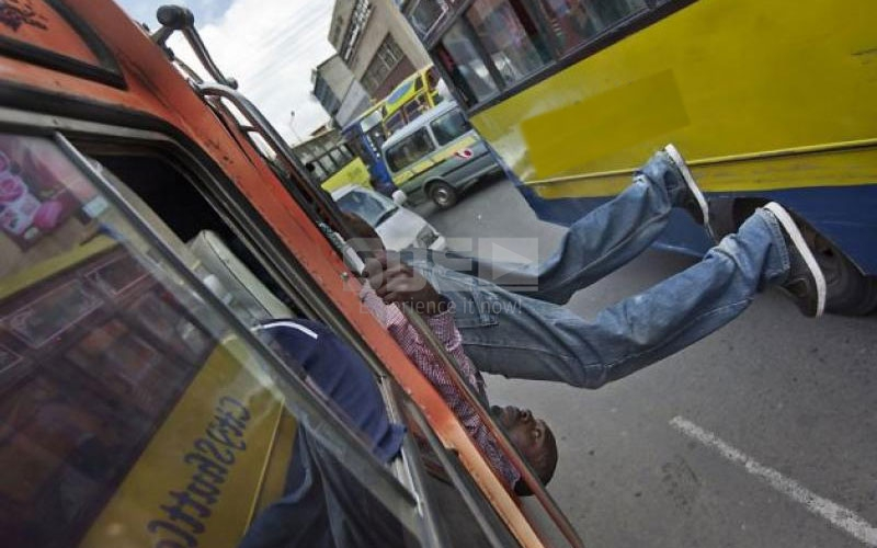 Kisii drivers and conductors are a pain in the butt