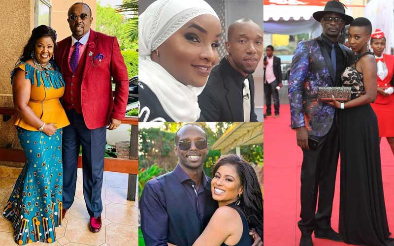 Marriage works! Five Kenyan celebrity couples married for over 10 years