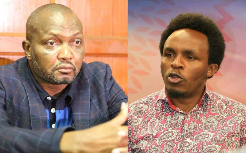 Moses Kuria breaks 2020 resolution to mock Uhuru's cabinet appointment