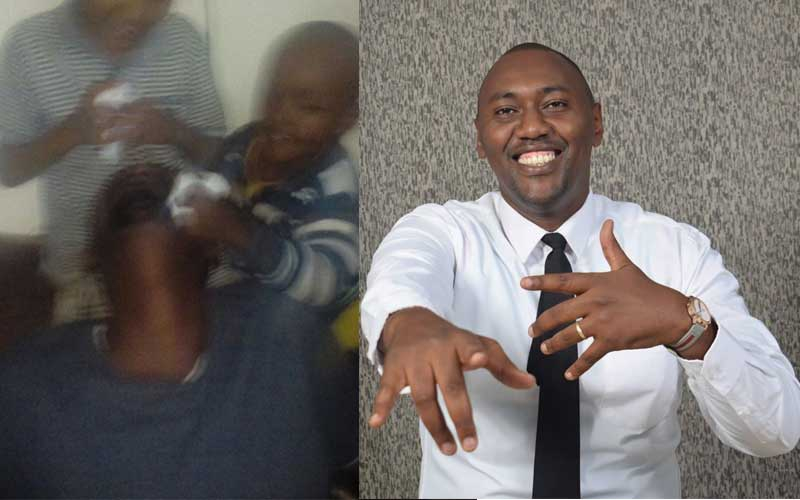 My kids wiped vomit form my mouth: Rapcha's battle with alcoholism