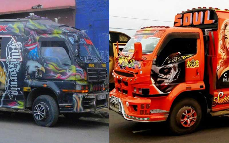 Nairobi's hottest matatu: Passion vs Soul, which is Kayole's best?
