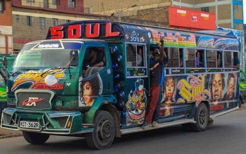 Nairobi's hottest matatu: Soul 2 gives life to Kayole