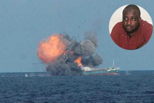 Owner of luxury yacht blown up by Uhuru denies trafficking heroin