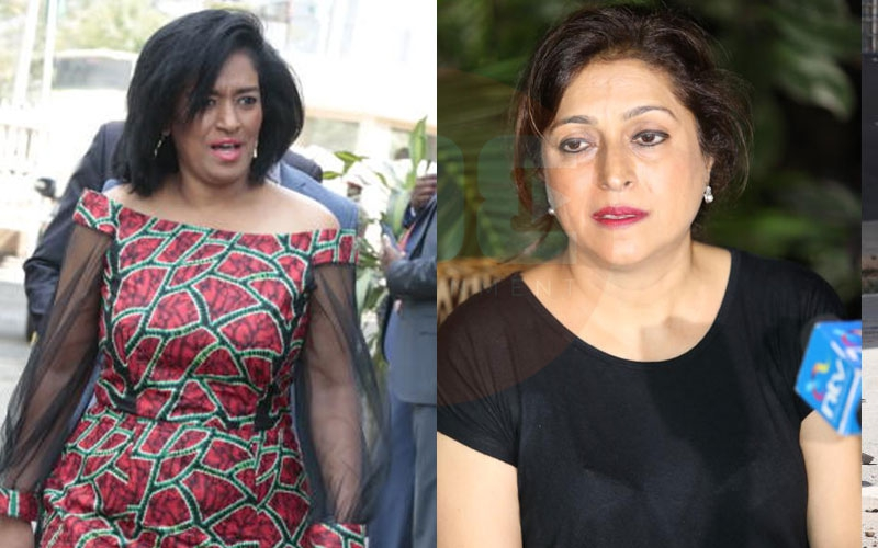 Passaris fights eviction from Sh300 milion Kitisuru house by late billionaire's widow