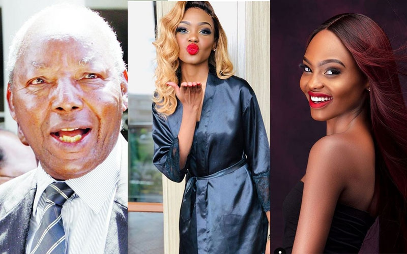 PHOTOS: Meet Stacy, Michuki's granddaughter crowned Miss Universe Kenya 2019