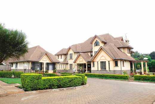 This is what Beatrice Elachi's luxury mansion will have