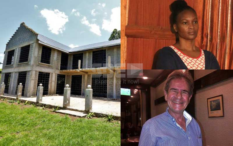 Release me so I can fight for my property- Sarah Wairimu