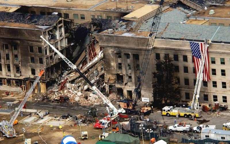 Remembering 9/11: Photos of US terror attacks