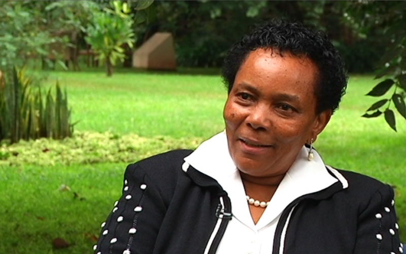 Ruth Kagia: The woman on whose shoulders Uhuru's legacy rests
