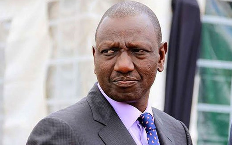 Ruto flies below radar amid split in Jubilee