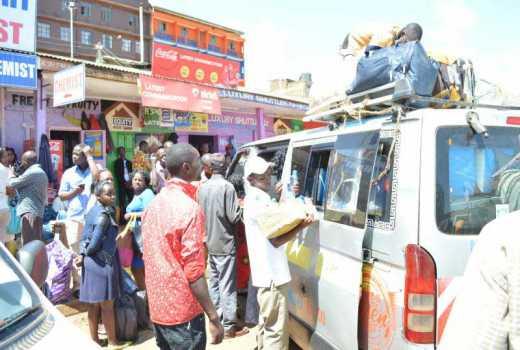 Shame of the Week: Meru shuttle matatus 'dumping' passengers