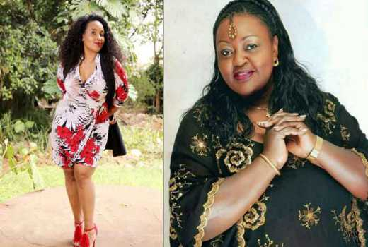 Sheila Mwanyigha pays tribute to the late afro jazz singer Achieng Abura