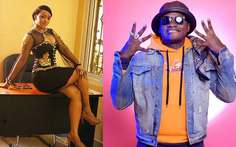 Singer Sabby Angel responds to rumour on dating Khaligraph Jones