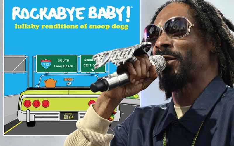 Snoop Dogg releasing lullaby versions of his greatest hits