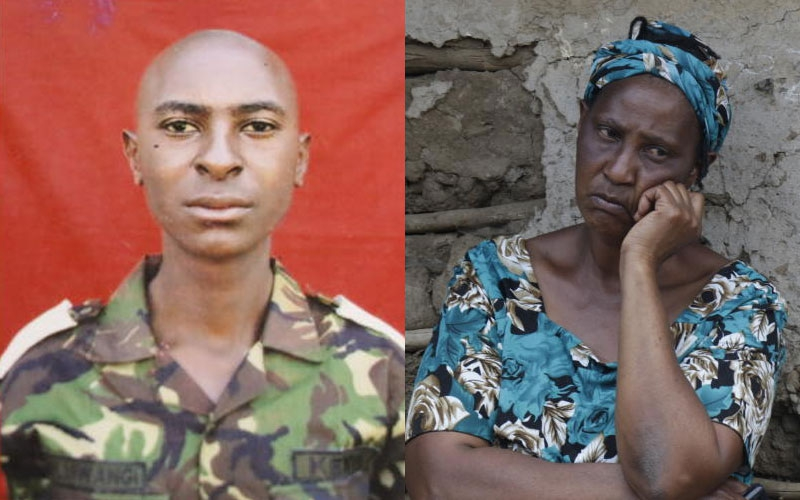 Somalia ghosts: Plight of Njoro family living with traumatized KDF soldier