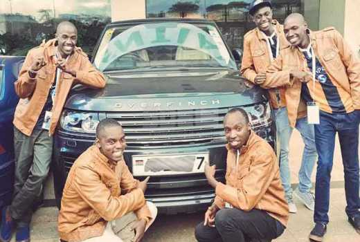 Sportpesa CEO to hand over Range Rover to Propesa, but with a catch