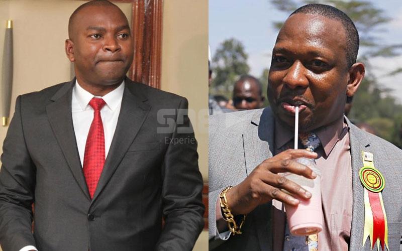 Sports is my turf, Rashid Echesa tells Sonko