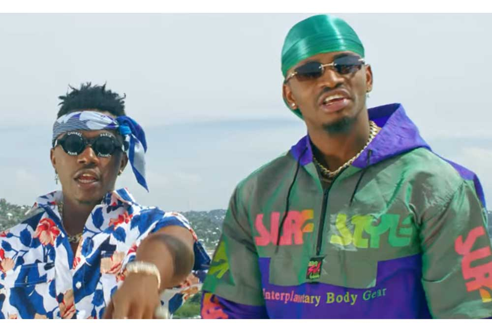 """Tanzania bans Rayvanny ft. Diamond's song """"Mwanza"""" for promoting homosexuality"""