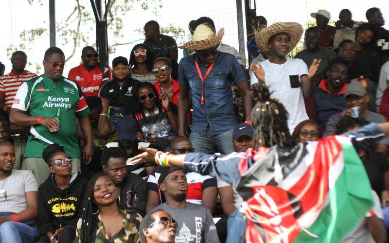 The beer brigade: 10 types of Kenyan rugby fans