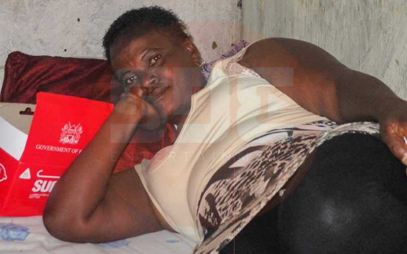 The day Nairobi's oldest prostitute retired after servicing over 28,000 men