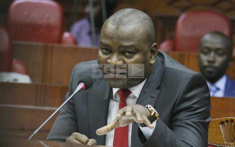 Uhuru's Cabinet nominee a 'class seven dropout'