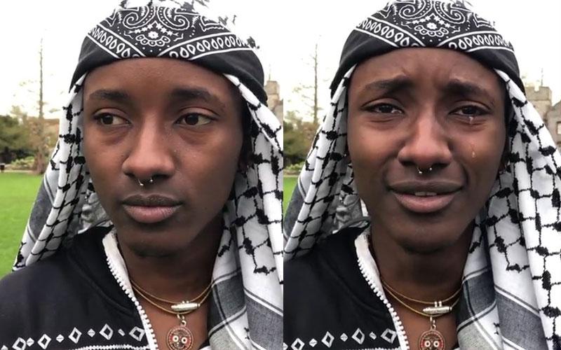 VIDEO: Former 'Machachari' actor Ian 'Almasi' showcases crying skills