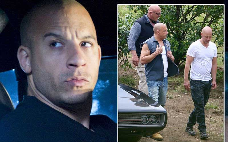 Vin Diesel in shock after stuntman plunges 30ft off balcony during shoot