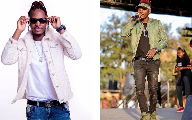 Watangoja sana! Hope Kid on giving up gospel music after scandal