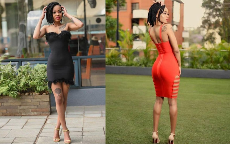 We are not prostitutes- Video vixen Charity Moraa sets record straight