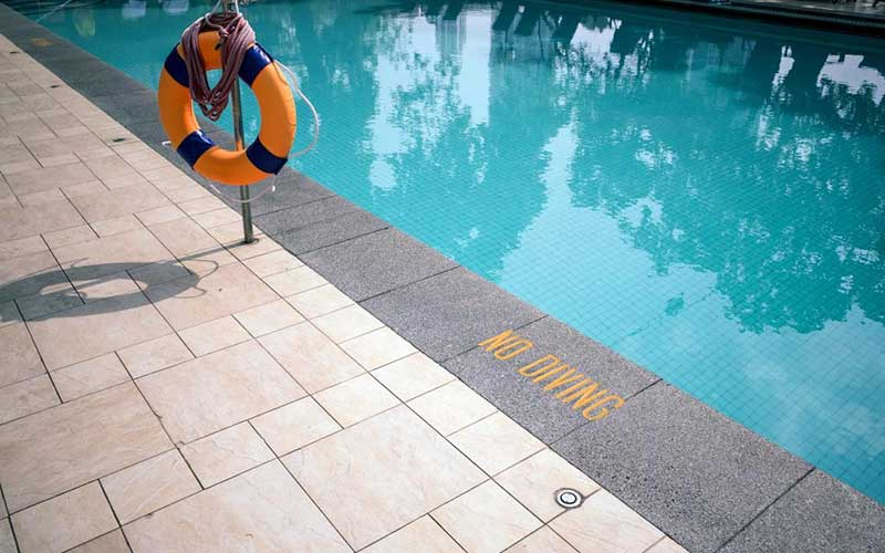 Wedding joy turns to tears as girl, 8, drowns in hotel pool